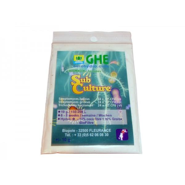 BioMagix - SubCulture GHE 10G