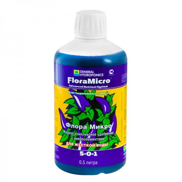 Flora Micro HW (Hard Water) - 0.5 л