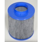 Фильтр Mini-line 200 м³/ч, ø 100 мм