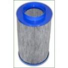 Фильтр Mini-line 400 м³/ч, ø 125 мм